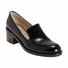 Please let these go on sale: // Stella McCartney faux leather loafer