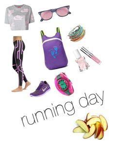 Designer Clothes, Shoes & Bags for Women Running Day, Essie, Ray Bans, Gucci, Shoe Bag, Nike, Polyvore, Stuff To Buy, Shopping