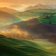 Morning dreams… by Krzysztof Browko