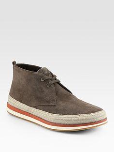 Great suede shoe