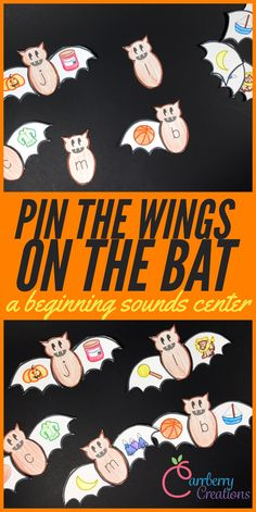 This Halloween Literacy Center Activity will keeps students focused on their phonics while having fun.