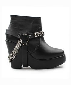 MAURIE AND EVE   CLICK BIKER BOOTS