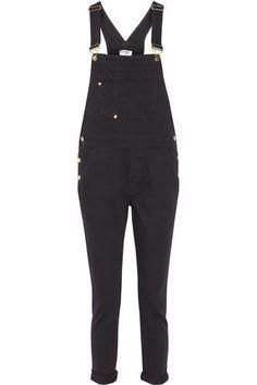 Le Garcon stretch-denim overalls #pants #covetme #framedenim#Lovingthese