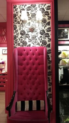 Victoria Secret Store Decor