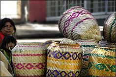 Brazilian baskets