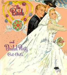 Paper Dolls~The Bride - Bonnie Jones - Picasa Web Albums