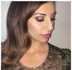 Weekend glam using #glominerals makeup. We have testers at our store and can help you choose the right products for the look you desire! All of glo minerals makeup is #Talc-free. As a result glo minerals makeup will not settle into #pores and facial lines resulting in a more even look while aiding in avoiding acne, rosacea, dry skin and other skin conditions. #browkit #countourkit #lipstick #blush #foundation #bronzer #concealer #eyeshadow…