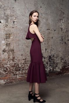 Rebecca Taylor Pre-Fall 2016: Amber Heard
