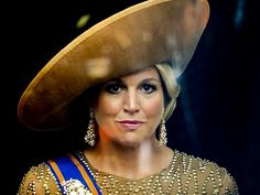 koningspaar:  Queen Maxima, Prinsjesdag 2013
