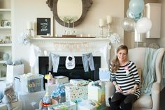 The Most Pin-spirational Baby Showers Of 2015