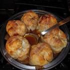 Amazing apple dumplings!