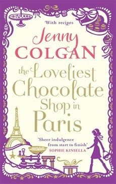The Loveliest Chocolate Shop in Paris. I have to read it