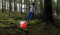 You want even more brain training than simple trail running? Try orienteering!