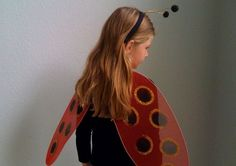 How to Make A Ladybug Costume for Halloween thumbnail