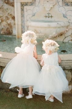 When these kids are all grown up, how cool will it be to look back at your wedding album and show them you really did know them -- and love them -- when they were itty-bitty?