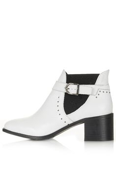 Adrienne stud boots.