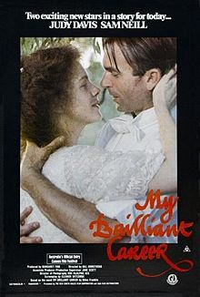 Sybylla (Judy Davis), a headstrong, free spirited girl growing up in late 19th century Australia, has the opportunity of marriage to a young man, Harry (Sam Neill), a wealthy suitor and childhood friend, but rejects it in order to maintain her independence, instead being forced to take a job as governess/housekeeper to the family of an illiterate neighbour to whom her father owes money. After returning home, she again rejects another proposal by Harry so she can write her novel, My Brilliant…