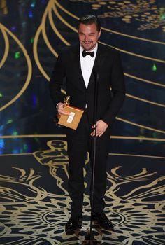 Congratulations, Leo!
