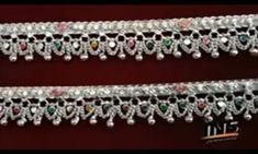 Ankle Jewelry, Silver Anklets, Diamond, Bracelets, Bangles, Bracelet, Diamonds, Anklets