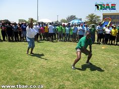Department of Agriculture Corporate Fun Day team building event at the Pretoria Show Grounds in Gauteng. Team Building Events, Pretoria, Agriculture, Fun, Funny