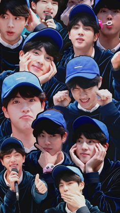 who needs a mirror when jin looks beautiful in all of this Jimin, Bts Jin, Bts Bangtan Boy, Bts Boys, Foto Bts, Bts Photo, Seokjin, K Pop, V And Jin