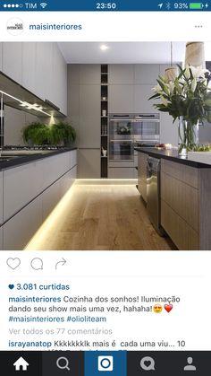 Iluminação/cozinha