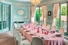Le Pré Catelan - Salon Marie-Antoinette. Jusqu'à 30 personnes