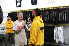 Is Justin Bieber's 'Purpose' Tour Merchandise The New YEEZY Collection? - MISSBISH | Women's...