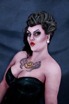 Ursula - Disney Villians by sardasebigode
