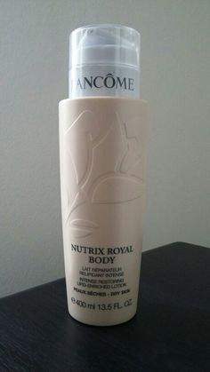 Lancôme Nutrix Royal Body 400ml NEU