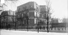 The Marshall Field residence at 1905 Prairie Avenue (demolished). Description from blog.driehausmuseum.org. I searched for this on bing.com/images