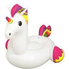 V tejto kategórií nájdete rôzne hračky do vody ako nafukovacie lopty, bránky, jednorožce a iné vodné hračky do bazéna alebo na kúpalisko. Blázenenie vo vode môže začať. Letné mesiace sú na to ako stvorené. Unicorn Inflatable, Inflatable Float, Safety Valve, Bulletins, Piggy Bank, Color Patterns, Ebay, Shapes, Fun
