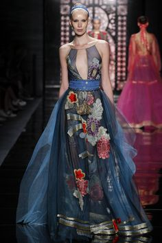 Reem Acra Spring 2016 Ready-to-Wear Fashion Show