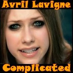 Acordes D Canciones: Avril Lavigne - Complicated