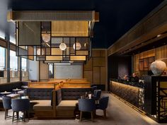 Nobu is extremely known for its high-end restaurants and outstanding views, having a long tradition of effortless luxury. And of course the newest Nobu Hotel Shoreditch in London couldn't be an exception.