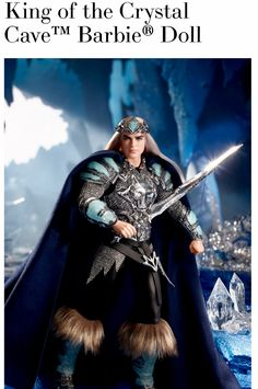 #blockbuster King Of The Crystal Cave on sale now for 2016 Barbie Fan Club Members ONLY!
