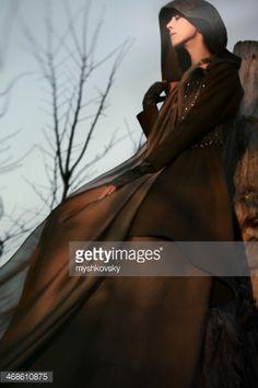 Stock Photo : Enchantress