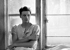 A very young Colin Firth, circa 1984