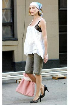#carriebradshaw #fashion #satc