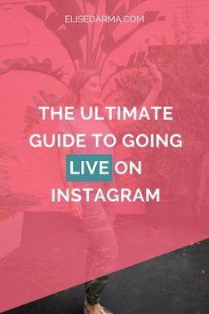 How to go Live on Instagram to increase your business. Learn all my tips on how to go live, what to say on a live video, and how to use Instagram Live for marketing your business! #instagramtips #instagrammarketing #instagramforrealestate #instagramforcoaches #coachingindustry #onlinebusiness Instagram Marketing Tips, Instagram Tips, Content Marketing Strategy, Social Media Marketing, Marketing Ideas, Digital Marketing, More Instagram Followers, Instagram Influencer, Social Media Influencer