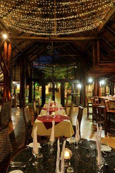 Zulu Nyala Game Lodge - Restaurant