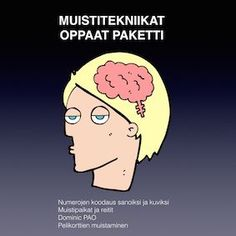 muistitekniikat-op Special Education, Family Guy, Learning, Memes, Life, School Stuff, Studying, Animal Jokes, Teaching