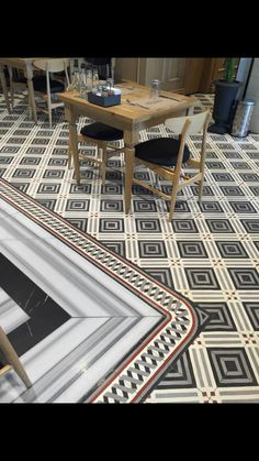 We are one of the #best #cementtile #producer with the #thickest #colour #layer in the #world!! Our clients grind their tiles after couple of years and happy to see their floor just like the first day after installation! #cementtile #ottotiles #turkishtile #floortile #london #zurichistanbul #design #handmade #handmadetiles