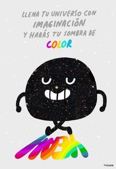 ilustraciones y lemas de diseñadores :)
