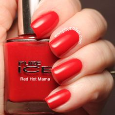 Pure Ice Red Hot Mama/Siren (2)