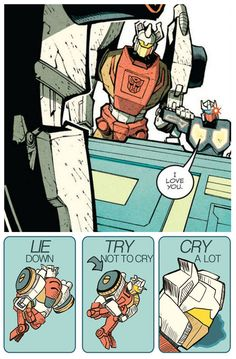 Try Not to Cry MTMTE by DarkLordZafiel.deviantart.com on @deviantART