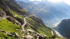 Susten Pass Switzerland