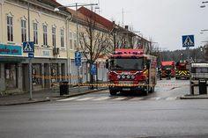 Fortfarande avspärrat efter brand - Nyheter - stromstadstidning.se