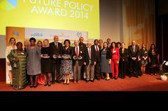 Pre anglicky hovoriacich a hovoriace. Video záznam z udeľovania Future Policy Award Ceremony 2014.