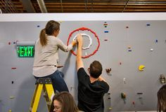 Lego on walls to replace post-it Left Vs Right Brain, John Wheeler, Hanging Paper Lanterns, Lego Wall, Cool Office, Office Ideas, Office Decor, Business Innovation, Office Workspace